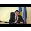 Intervention du Premier ministre Ludovic Orban lors de la vidéoconférence avec le président de la Roumanie, Klaus(...)